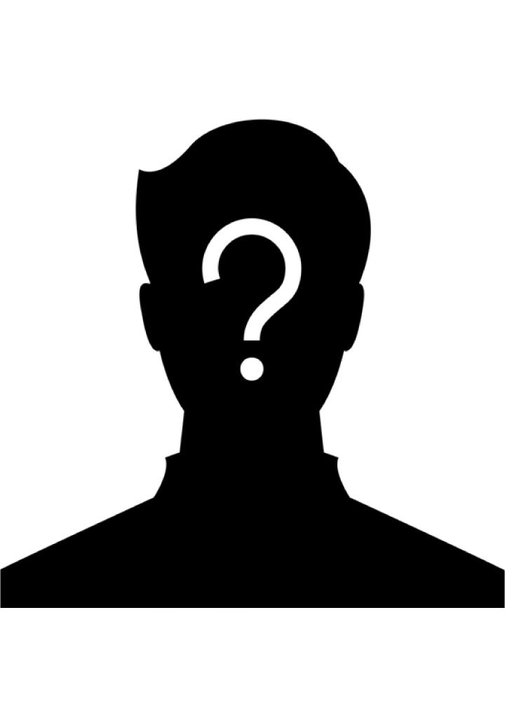 En medarbejder der mangler portrætbillede