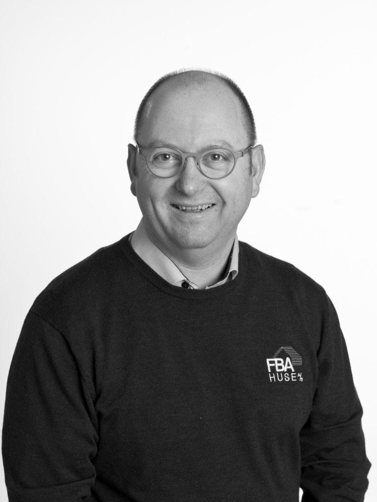 Distriktsansvarlig - Salg Øst Klaus Benée Petersen