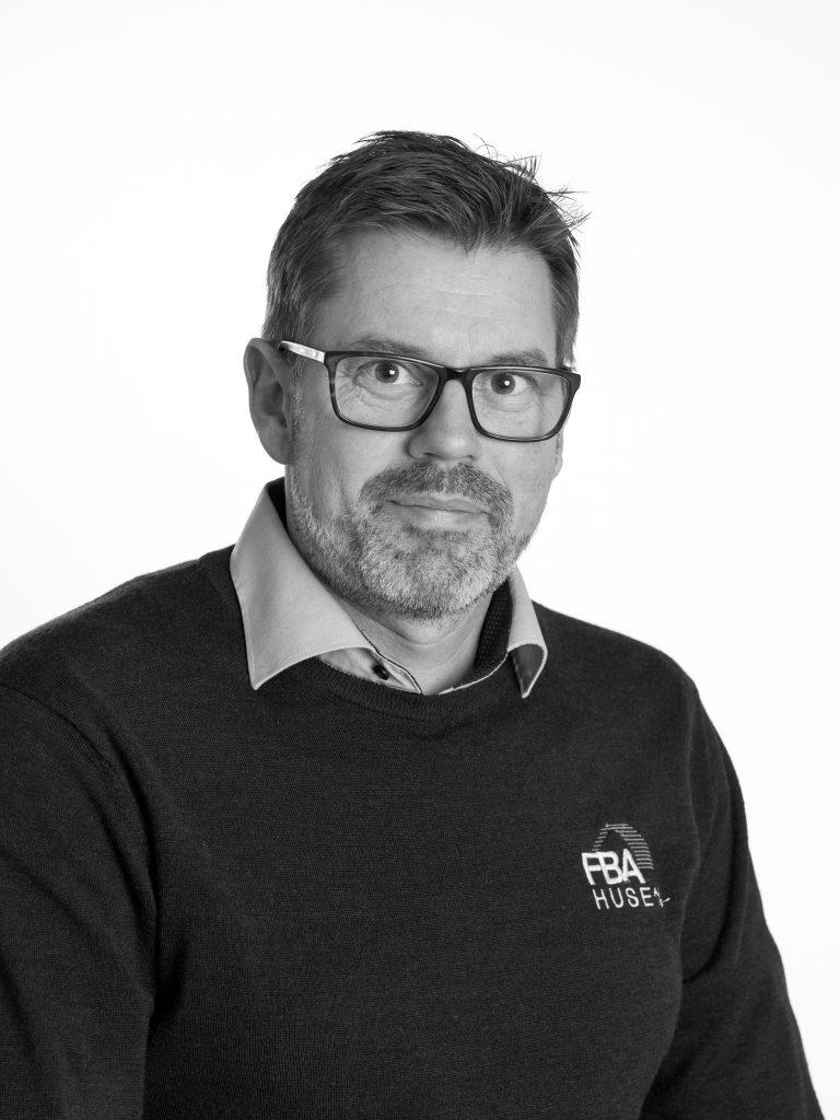 Distriktsansvarlig - Salg Nord Henrik Fynboe Nielsen