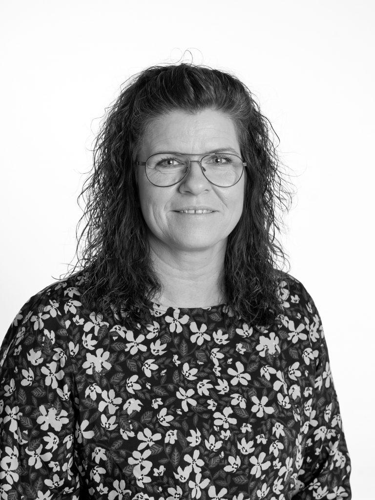 Administrationsmedarbejder Anni Holmgaard