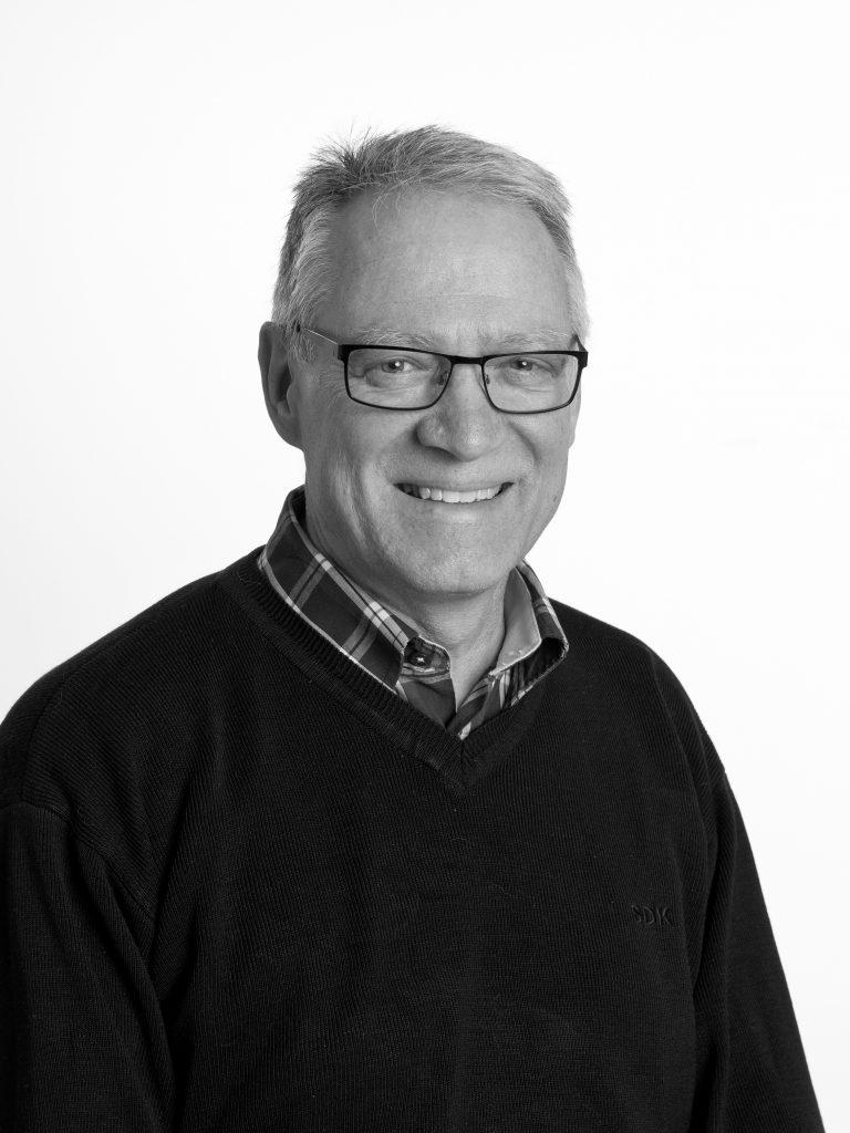 Opmåler / Beregner Bjarne Lund