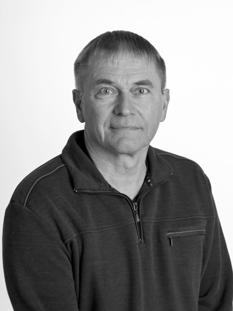Indkøb / Beregner Klaus Haubro